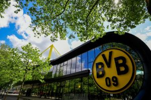 'That's very very strange': Borussia Dortmund manager on playing without fans