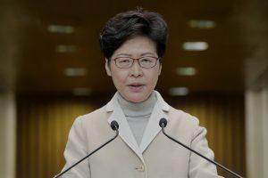 Won't be intimidated by US threats: Hong Kong govt