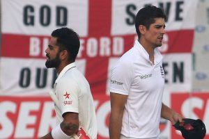 Alastair Cook names Kohli in list of 5 all-time greats