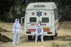 India sees biggest one-day spike with 5,242 Coronavirus cases in 24 hrs, total tally at 96,169; deaths top 3,000