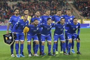Cyprus suspends all remaining games in football league