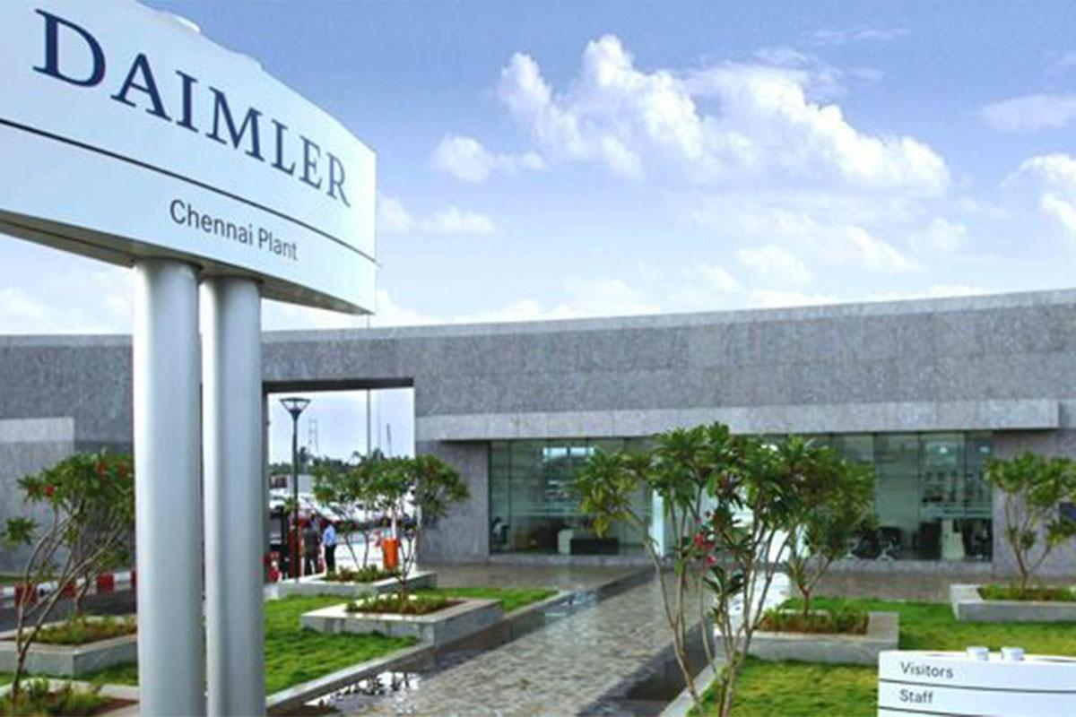 Daimler India Commercial Vehicles (DICV), Malaysia, Export