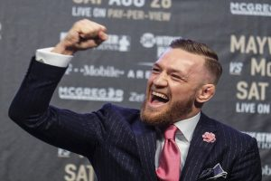 Mayweather fight inevitable, will win this time: McGregor