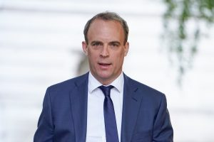 UK Foreign Secy Dominic Raab defends relaxation of Coronavirus lockdown rules