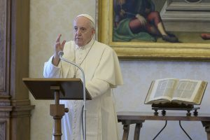 Pope Francis calls for action to 'end pandemic of poverty' after Coronavirus