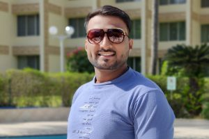 Rajmudra fame Amol Ghodke is coming up with new movie