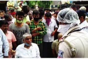 Mannan leads GT Road blockade