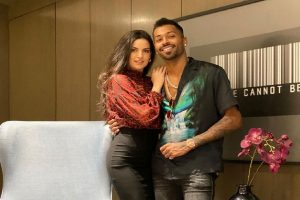 Congratulatory messages pour in as Hardik, Natasa get ready for parenthood