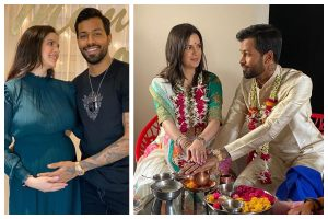 Hardik, Natasa 'excited to welcome new life into their lives soon'