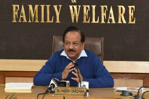 Harsh Vardhan to take charge as WHO executive board chairman on May 22: Report