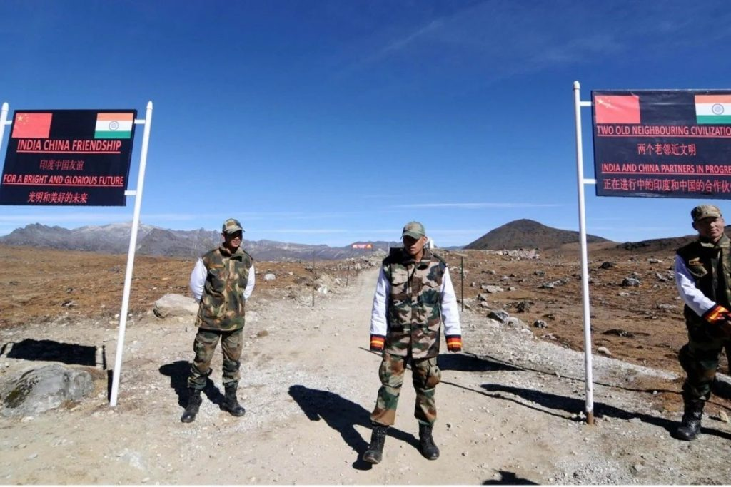 India, China armies likely headed for standoff in Ladakh, could be ...