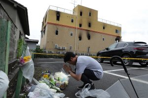 Suspect arrested over deadly arson attack at Japanese animation studio: Report
