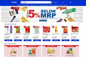 Reliance takes on Flipkart, Amazon, launches JioMart.com across several cities