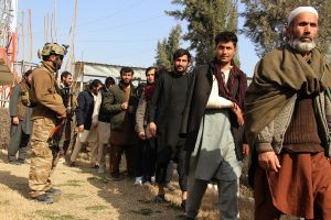 Afghan govt says 610 soldiers missing from Taliban custody