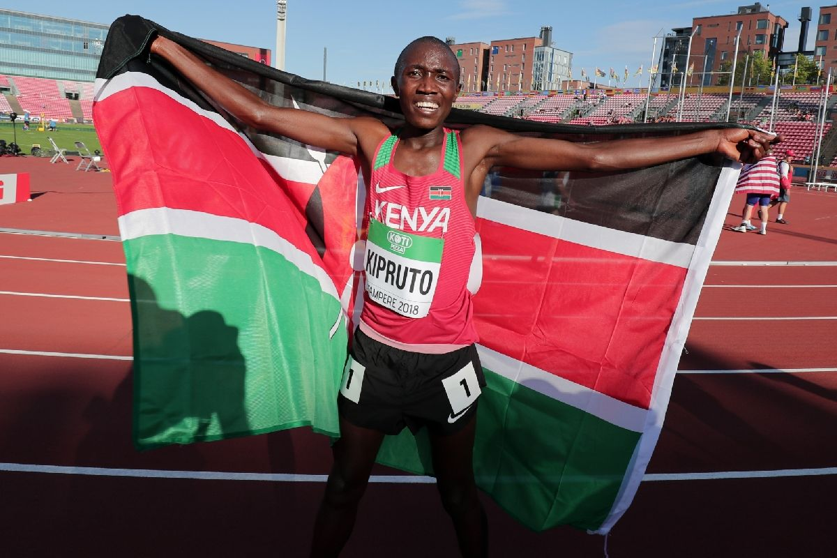 Rhonex Kipruto, Tokyo Olympics, Kenya
