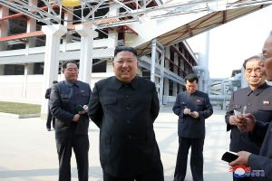 No signs Kim Jong-un received heart surgery, says South Korean spy agency