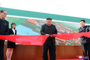 Kim Jong Un makes first appearance after weeks of speculation, attends ribbon-cutting ceremony