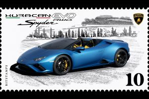 Lamborghini, Bitstamps comes together to launch brand's first ever collector's digital stamp