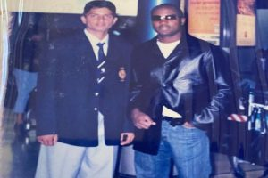 Brian Lara trolls Suresh Raina for 'oversized clothing' in throwback picture