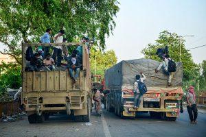 24 migrants killed, several injured after two trucks collide in UP's Auraiya; CM Yogi orders probe