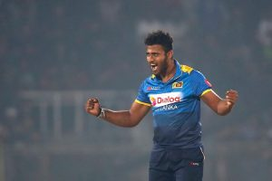 Sri Lanka Cricket set to suspend drug-charged player Madushanka's contract