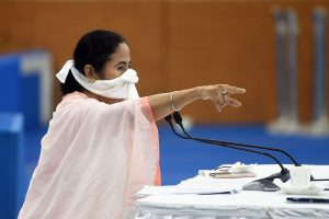 TMC anxious over whittled down 21 July rally before state polls