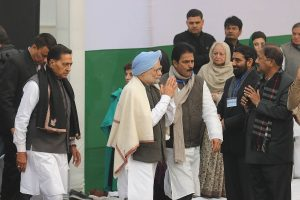 Former PM Dr Manmohan Singh discharged from AIIMS two days after he was admitted with chest pain