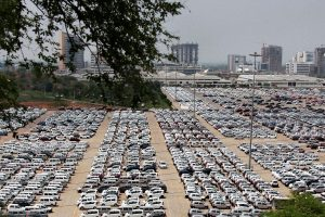 Auto cos face extended slowdown, sales to cross lower FY20 numbers only by FY24