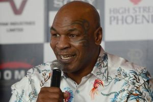 I'm back: Mike Tyson hints at comeback in training video
