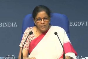 FM announces Rs 1 lakh crore for agri infra fund in 3rd Tranche of stimulus package