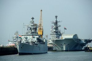 Navy readies 14 ships to evacuate stranded citizens from Gulf as govt facilitates return from May 7