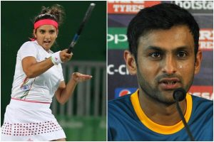 Shoaib Malik hails Sania Mirza for becoming first Indian to win Fed Cup Heart Award