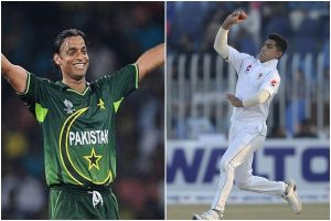 Shoaib Akhtar believes Naseem Shah can replicate his 'bowling attitude and passion'