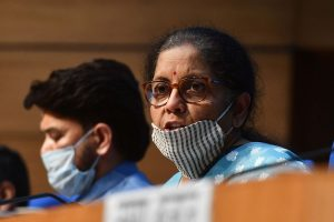 'One nation one ration card' scheme by Mar 2021, Rs 5,000 Cr credit facility for street vendors: Sitharaman