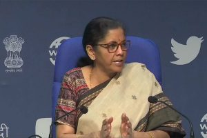 Govt to take steps to make India MRO hub: Sitharaman