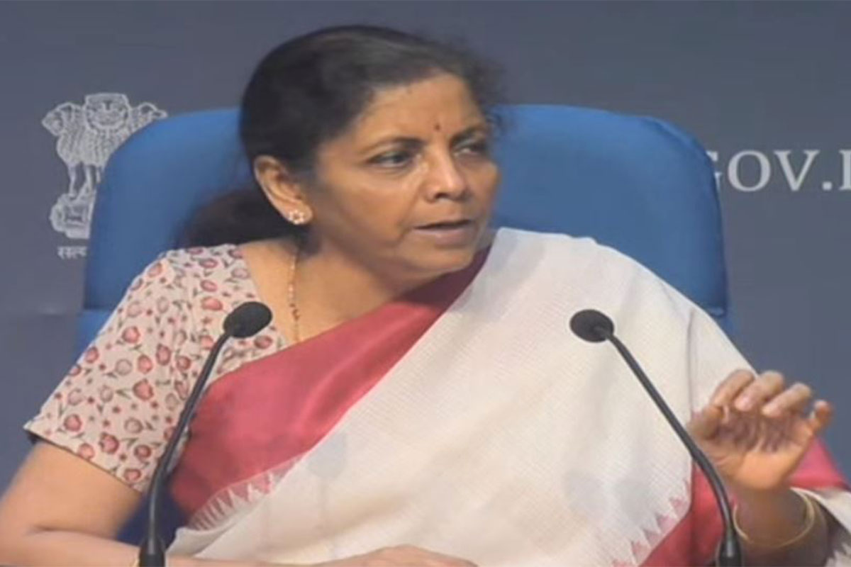 3rd tranche Stimulus, agriculture sector, Nirmala Sitharaman, Modi, Covid-19