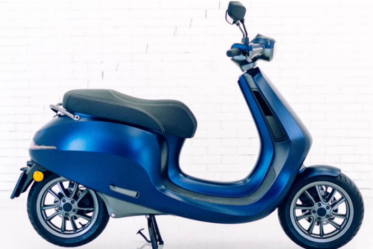Ola Electric acquires AppScooter maker Etergo, to launch 2-wheeler next year