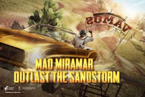 PUBG Mobile 0.18.0 update adds sandstorm, Mad Miramar map includes bugfix and other improvement