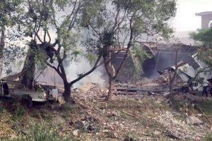 3 women killed, several injured in illicit cracker factory blast in Uttar Pradesh's Kaushambi