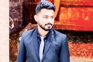 Social media marketing expert Abdullah Asim's mission is to empower youth and help others