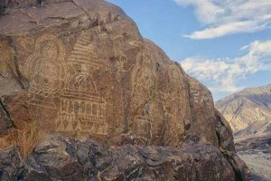Chinese built dam to submerge engraved heritage rocks of Buddhism in Gilgit Baltistan