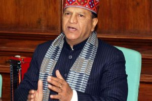 Himachal BJP Chief resigns amidst alleged corruption in health department