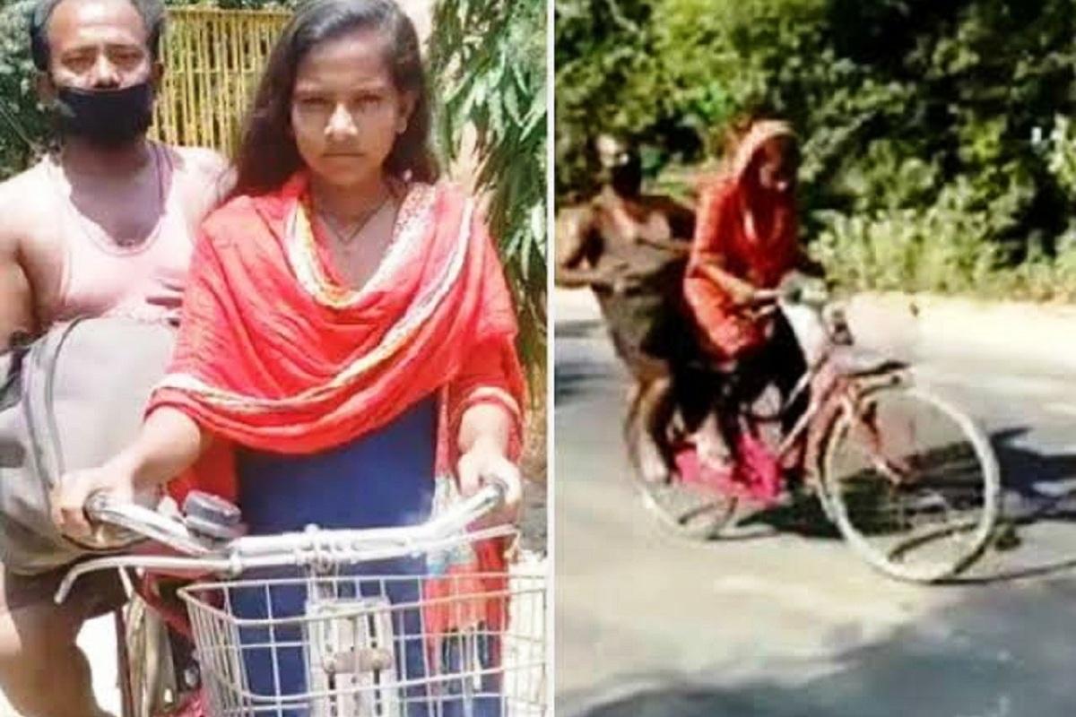 Jyoti Kumari, Bihar, Darbhanga, Cycling Federation of India, COVID-19, CFI