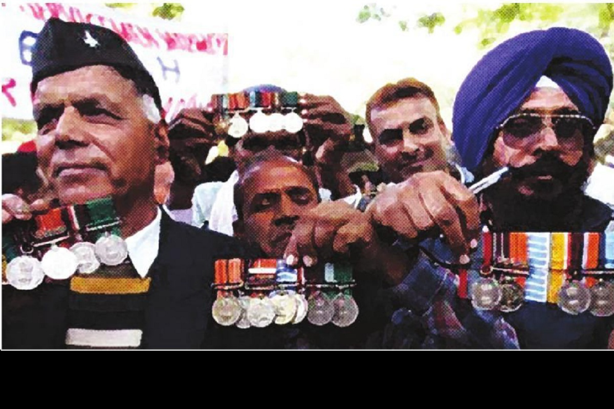 Pension bill can be cut if Government has the will, Tour of Duty, pension bill, National Pension Scheme, OROP