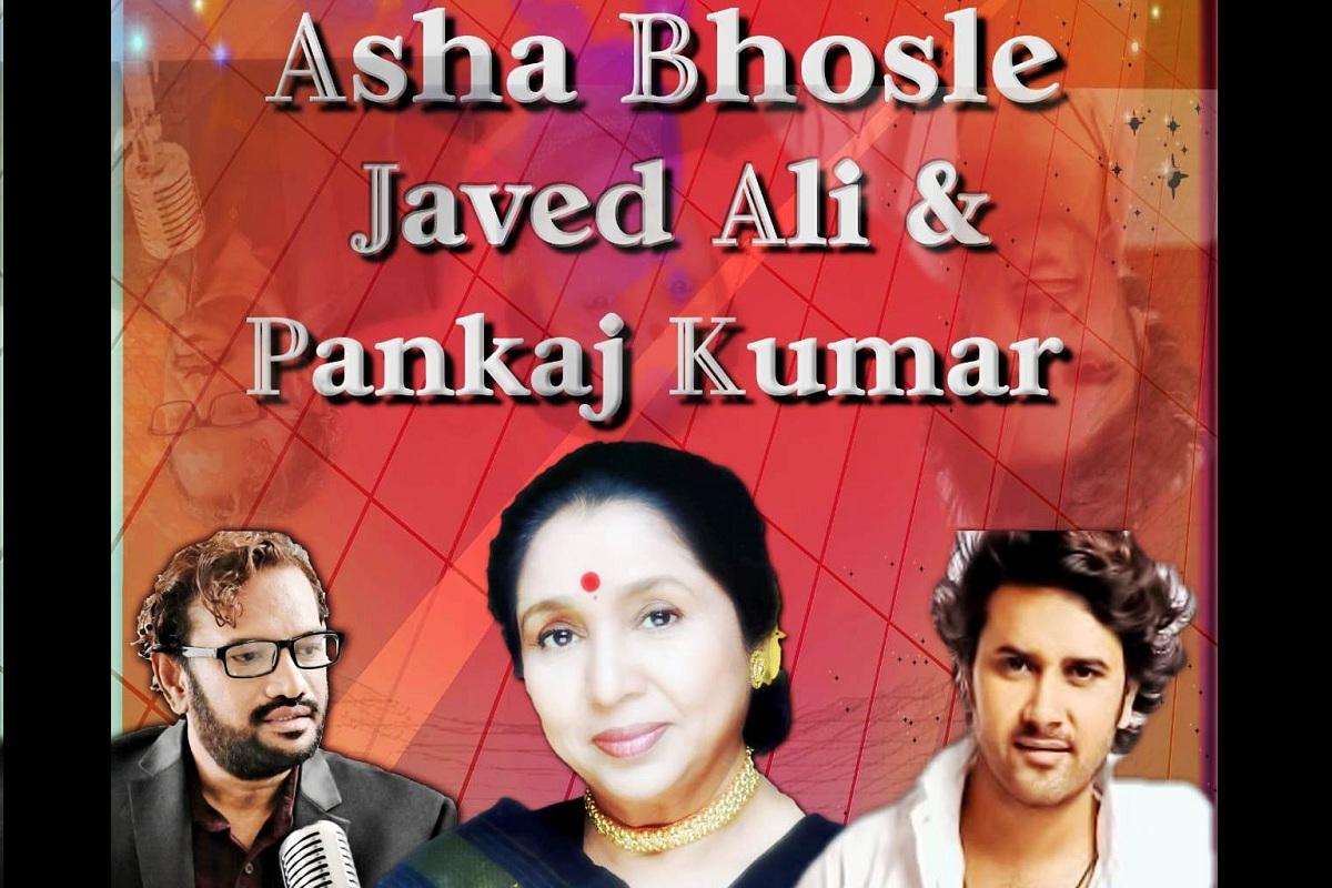 Pankaj Kumar, Asha Bhosle
