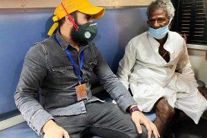 Delhi's Bihar Bhawan rescues 90-year-old stranded man under extraordinary circumstances