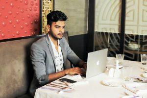 Entrepreneur Vishal Jain shares how to manage finances and keep wealth growing with minimal skills