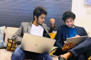 Yogendra Singh Shekhawat and Tarun Singh Shekhawat want to provide only authentic, reliable news