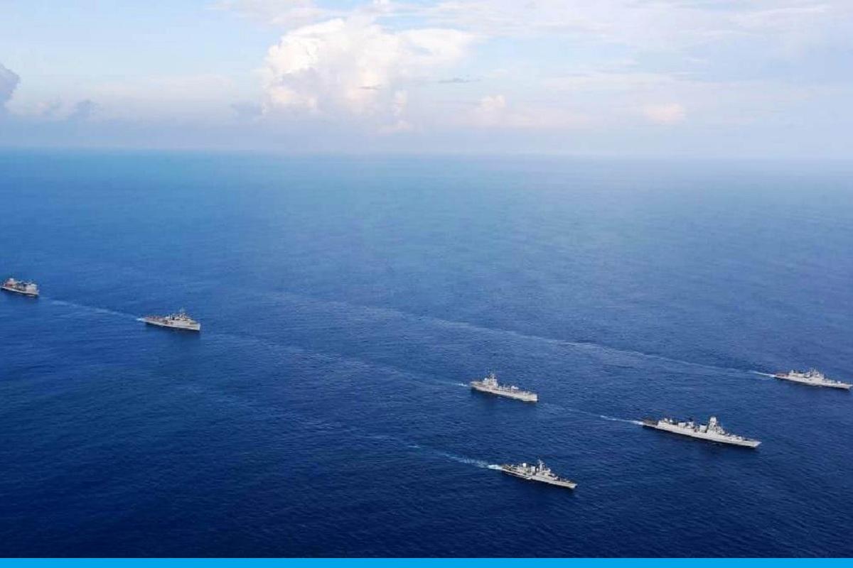 OP Samudra Setu, Indian Navy, Samudra Setu, INS Jalashwa, INS Magar, COVID