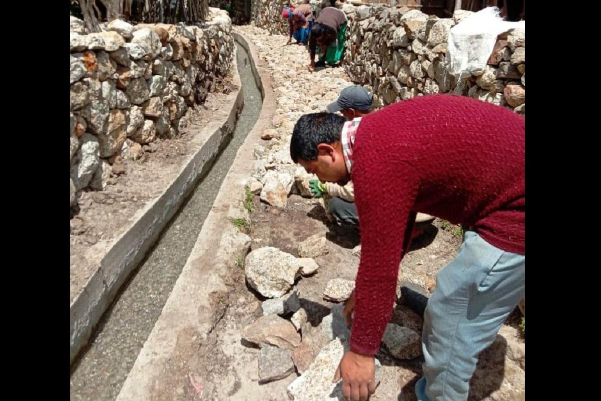 Kinnaur, MNREGA, Shimla, Himachal Pradesh, COVID-19
